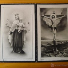 Postales: RECORDATORIO FALLECIMIENTO CON FOTOGRAFIA MADRID 1949. Lote 47122871