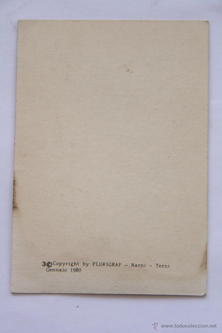 Postales: ESTAMPA POSTAL PAPA JUAN PABLO II 1980 - Foto 2 - 47402885