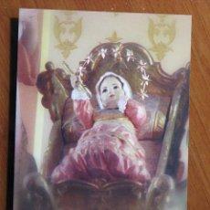 Postales: VIRGEN DE LA NATIVIDAD, PATRONA DE ALBOREA. (ALBACETE). Lote 47432904