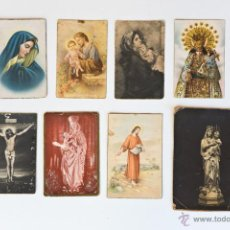 Postales: LOTE 8 POSTALES RELIGIOSAS ANTIGUAS. Lote 47447156