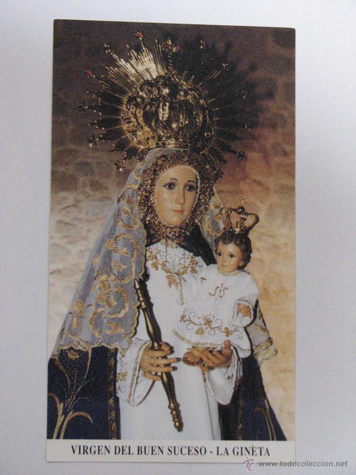 Virgen del buen suceso patrona de la gineta a comprar - El tiempo en la gineta albacete ...