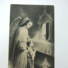 Postales: ESTAMPA - RECORDATORIO PRIMERA COMUNION - 1936 - MALAGA. Lote 47550670