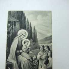 Postales: ESTAMPA - RECORDATORIO PRIMERA COMUNION - 1936 - MALAGA. Lote 47550699