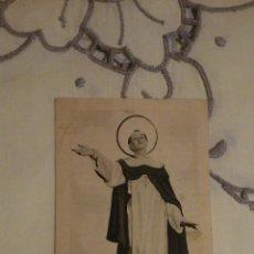 Postales: ESTAMPA RELIGIOSA ANTIGUA DE SAN MIGUEL DE LOS SANTOS/ BARCELONA BAÑERES MB Nº2001. Lote 47579696