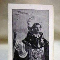 Postales: TARJETA, ESTAMPA RELIGIOSA, ASSOCIACIO DESANT VICENT FERRER, ALTAR DEL TOSSAL, VALENCIA. Lote 47613595
