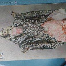Postales: POSTAL SEMANA SANTA - VIRGEN DOLOROSA DE SALCILLO MURCIA. Lote 47840511