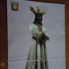 Postales: POSTAL SEMANA SANTA - MALAGA CRISTO CAUTIVO - VER ESTADO. Lote 47916667