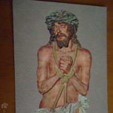 Postales: POSTAL SEMANA SANTA - GRANADA CRISTO ECCE HOMO , LA CARTUJA. Lote 47916682