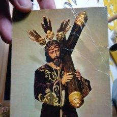 Postales: POSTAL SEMANA SANTA - RONDA MALAGA , CRISTO JESUS NAZARENO. Lote 47922418