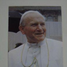 Postales: POSTAL RELIGIOSA, SEMANA SANTA. PAPA JUAN PABLO II. 699. Lote 47946206