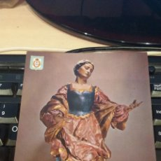Postales: POSTAL RELIGIOSA SANTA VERONICA - MUSEO DE SALZILLO - MURCIA - SEMANA SANTA. Lote 48264827
