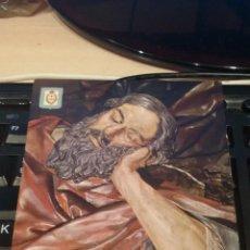 Postales: POSTAL RELIGIOSA - LA ORACION EN EL HUERTO - MUSEO DE SALZILLO - MURCIA - SEMANA SANTA. Lote 48265212
