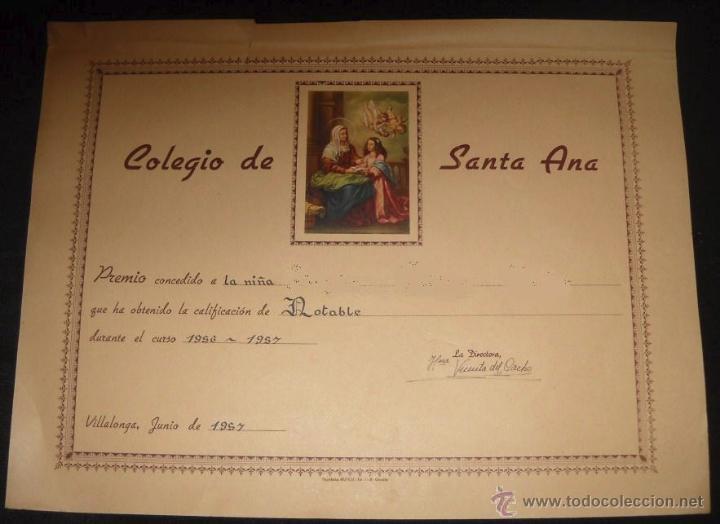 lamina para enmarcar - diploma recuerdo del cur - Comprar Postales ...