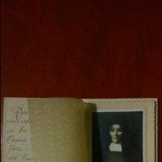 Postales: REPRODUCCIÓN DE UN RETRATO AL OLEO DE LA RDA. MADRE TERESA DE SAN JOSÉ / ESTAMPA RELIGIOSA ANTIGUA. Lote 49155471