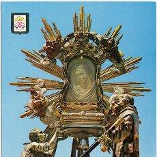 Postales: Nº 6 NTRA. SRA. DE LA CUEVA SANTA. ALTURA, CASTELLÓN. ESCUDO DE ORO. COMAS ALDEA. SIN CIRCULAR. . Lote 49245718