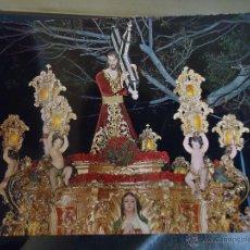 Postales: POSTAL SEMANA SANTA MALAGA - SANTISIMO CRISTO JESUS NAZARENO. Lote 49321097