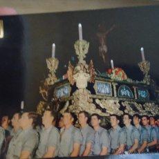 Postales: POSTAL SEMANA SANTA MALAGA - SANTISIMO CRISTO MUTILADO. Lote 49321170