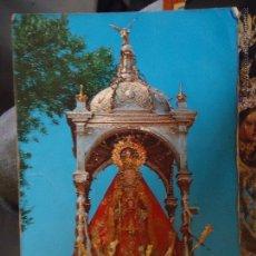 Postales: POSTAL RELIGIOSA SEMANA SANTA - ALCALA DE LOS GAZULES CADIZ PATRONA. Lote 49327051