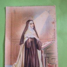 Postales: POSTAL SANTA TERESA DE JESUS - . Lote 49434525