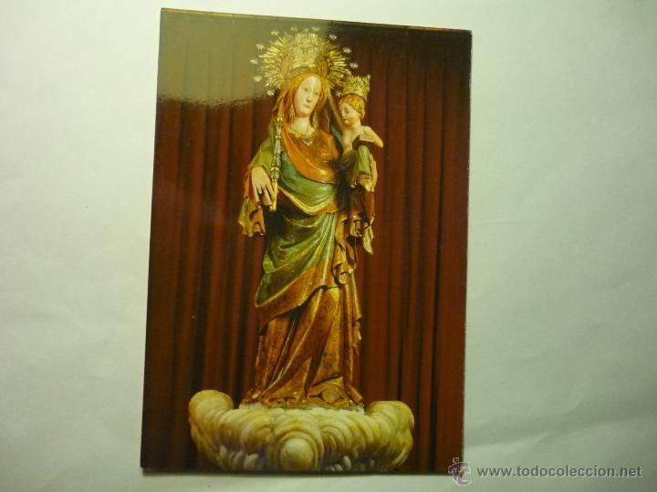 POSTAL MARE DE DEU DE LA SERRA.- MONTBLANC -TARRAGONA (Postales - Postales Temáticas - Religiosas y Recordatorios)