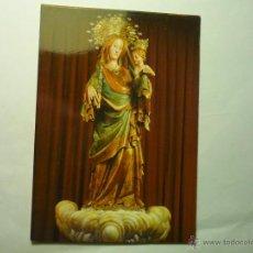 Postales: POSTAL MARE DE DEU DE LA SERRA.- MONTBLANC -TARRAGONA. Lote 49591614