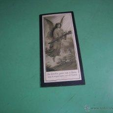 Postales: RECORDATORIO FÚNEBRE ,AÑO 1909. Lote 49896441