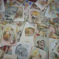 Postales: ANTIGUAS ESTAMPAS RELIGIOSAS LOTE DE 200 IMPRESAS ITALIA Y ARGENTINA AÑOS 40/50/60 NUEVAS. Lote 50346982