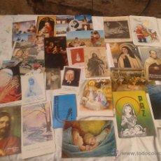 Postales: COLECCION 30 POSTALES RELIGIOSAS. Lote 50385923