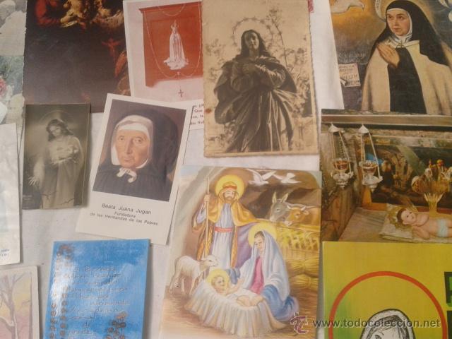 Postales: COLECCION 30 POSTALES RELIGIOSAS - Foto 2 - 50385923