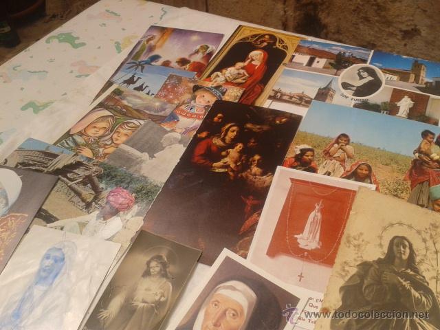 Postales: COLECCION 30 POSTALES RELIGIOSAS - Foto 3 - 50385923