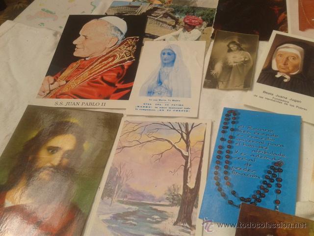 Postales: COLECCION 30 POSTALES RELIGIOSAS - Foto 4 - 50385923