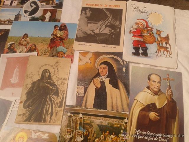 Postales: COLECCION 30 POSTALES RELIGIOSAS - Foto 5 - 50385923