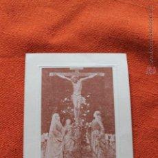 Postales: PASO COFRADIA DEL STMO. CRISTO DEL PERDON MURCIA 1953. Lote 50448394