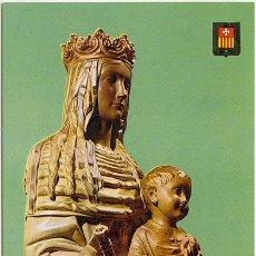 Postales: NTRA. MADRE DE LA MERCED DE E. MONJO. R.R. MERCEDARÍAS MISIONERAS BARCELONA. Nº 6318 ESCUDO DE ORO.. Lote 50453470