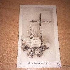 Postales: ESTAMPA RECORDATORIO VISITA PASTORAL DE DR. BENJAMIN ARRIBA Y CASTRO A NULLES ( TARRAGONA ) 1951. Lote 50576508