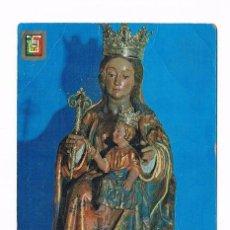 Postales: POSTAL ANTIGUA VIRGEN DE LA VICTORIA MÁLAGA. Lote 50690460