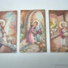 Postcards - lote recordatorios Spain serie sin imprimir - 51321188