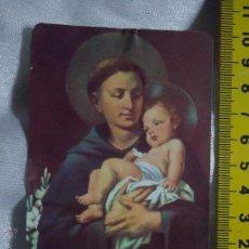 Postales: ESTAMPA RELIGIOSA SAN ANTONIO. Lote 51744078