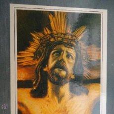 Postales: POSTAL RELIGIOSA O SEMANA SANTA - CRISTO SAGRADO CORAZON. Lote 52169522