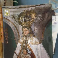 Postales: POSTAL RELIGIOSA O SEMANA SANTA - VIRGEN DEL ROSARIO PATRONA CADIZ. Lote 52277371