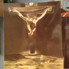 Postales: POSTAL RELIGIOSA O SEMANA SANTA - CRISTO DE DALI. Lote 52278703