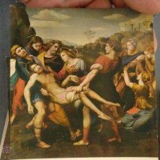 Postales: POSTAL RELIGIOSA O SEMANA SANTA - CRISTO. Lote 52278934