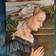 Postales: POSTAL RELIGIOSA O SEMANA SANTA - VIRGEN. Lote 52288741