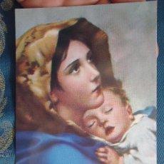 Postales: POSTAL RELIGIOSA O SEMANA SANTA - VIRGEN . Lote 52289409
