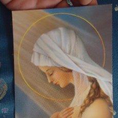 Postales: POSTAL RELIGIOSA O SEMANA SANTA - VIRGEN . Lote 52289465