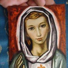 Postales: POSTAL RELIGIOSA O SEMANA SANTA - VIRGEN . Lote 52289586