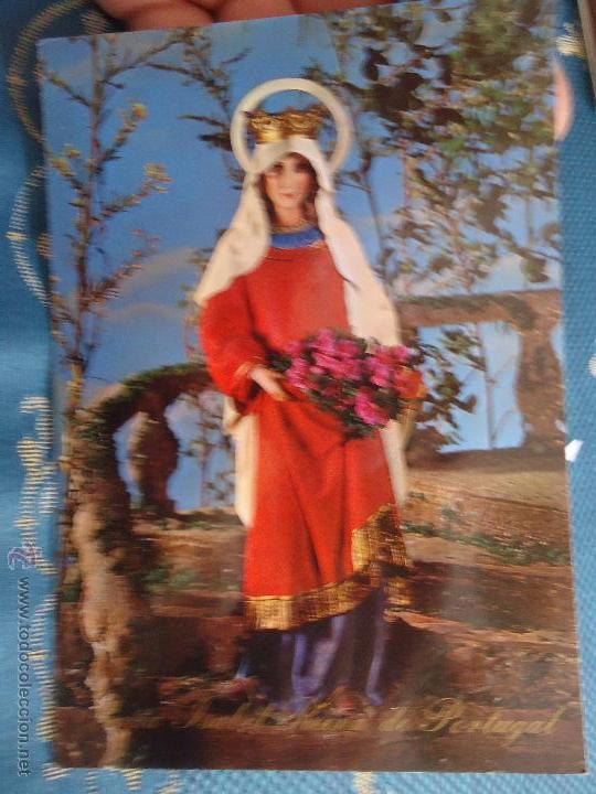 POSTAL RELIGIOSA O SEMANA SANTA - SANTA ISABEL (Postales - Postales Temáticas - Religiosas y Recordatorios)