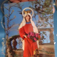 Postales: POSTAL RELIGIOSA O SEMANA SANTA - SANTA ISABEL. Lote 52289868
