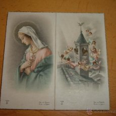 Postales: RECORDATORIO RELIGIOSO. Lote 52451329