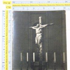 Postales: POSTAL RELIGIOSA SEMANA SANTA. AÑOS 50. CUELGAMUROS, MADRID, CRISTO VALLE DE LOS CAÍDOS. 528. Lote 52472205